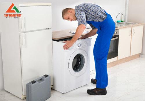 Hướng dẫn sửa máy giặt Sanyo kêu to tại nhà
