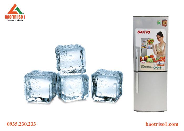 Cách sửa tủ lạnh Sanyo - Bảo trì số 1