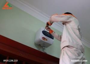 Giá sửa bình nóng lạnh – Bảng giá sửa bình nóng lạnh – Bảo trì số 1