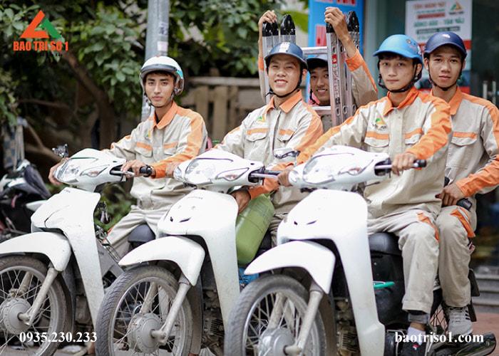 Lắp đặt điều hòa uy tín chuyên nghiệp tại nhà Hà Nội