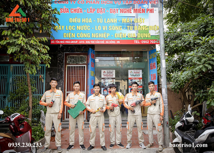 Lắp điều hòa giá rẻ tại Hà Nội