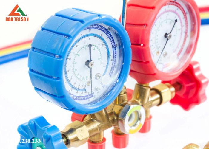 Nạp gas tủ lạnh - Bảo trì số 1