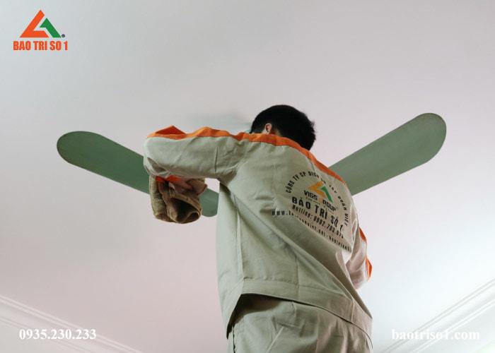 Sửa chữa quạt điện các loại tại Hà Nội