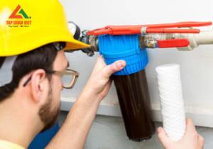 Sửa máy lọc nước quận T- Bảo trì số 1