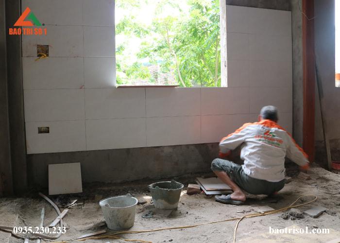 Sửa phòng khách tại Hà Nội - Bảo trì số 1