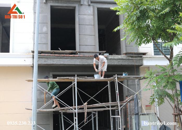 Sửa chữa nhà theo yêu cầu tại Hà Nội