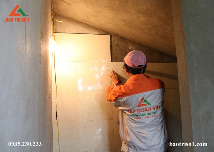 Sửa nhà vệ sinh tại Hà Nội - Bảo trì số 1