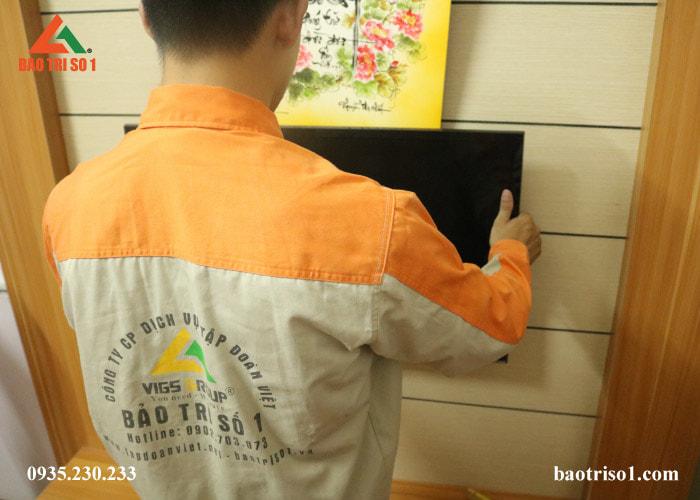 Sửa tivi tại nhà Hà Nội - Bảo trì số 1