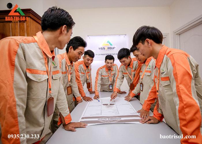 Bảo trì số 1 - Chuyên sửa chữa điện tử điện lạnh ở Hà Nội