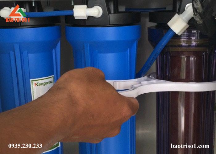 Nguyên nhân máy lọc nước Kangaroo bị rò rỉ nước