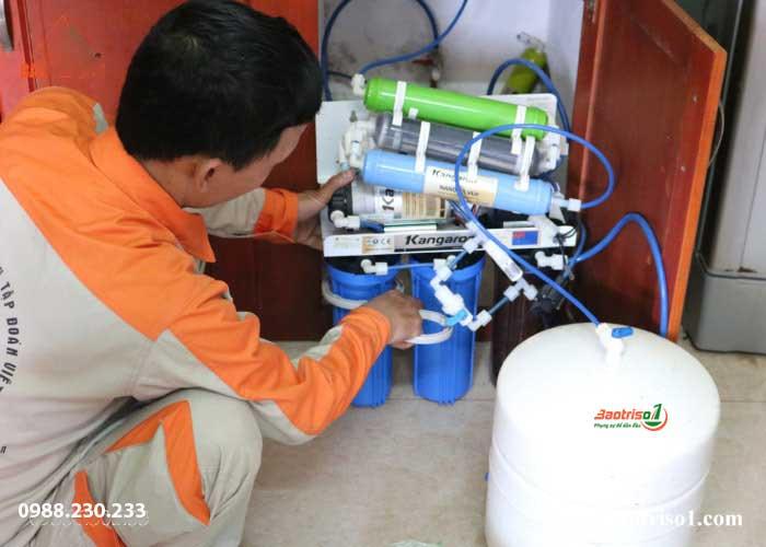 Sửa máy lọc nước kangaroo ( UY TÍN - GIÁ TỐT) - Bảo trì số 1