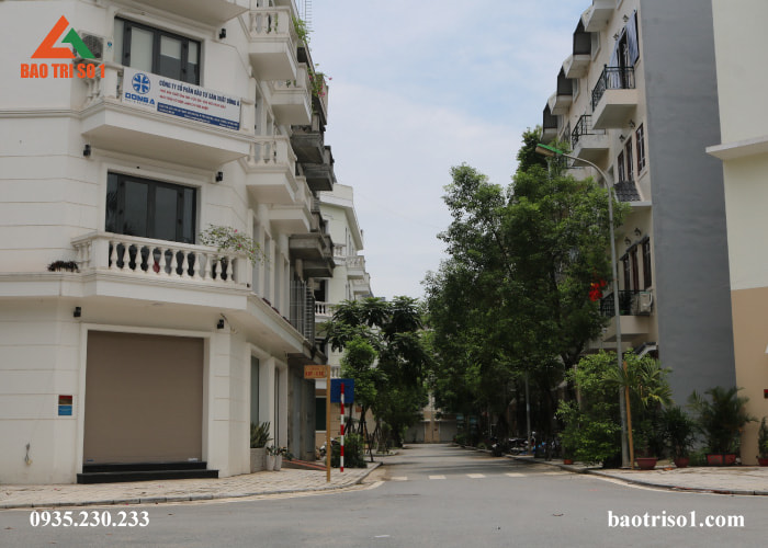 Sửa nhà biệt thự uy tín - Công ty bảo trì số 1