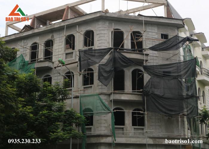 Sửa nhà biệt thự ở Hà Nội
