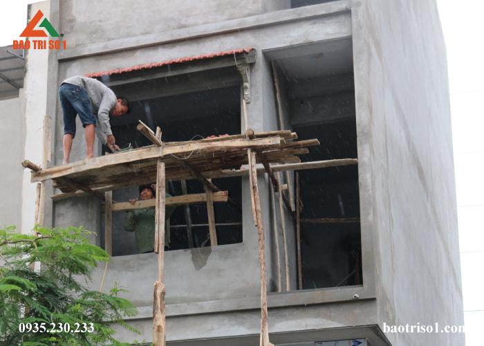 Sửa nhà đẹp tại Hà Nội - Công ty Bảo trì số 1