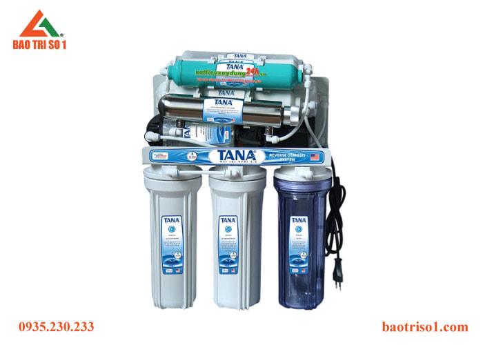Thay lõi lọc nước Tân Á - Bảo trì số 1