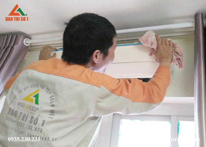 Dịch vụ vệ sinh điều hòa tại nhà