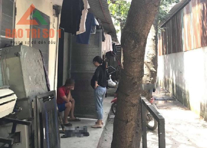 Sửa chữa, lắp đặt điều hòa tại Hà Nội - Công ty Bảo trì số 1