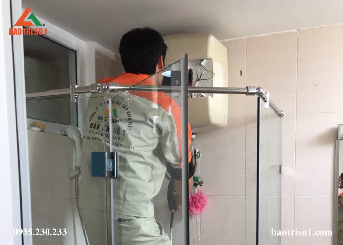 Sửa bình nóng lạnh quận Bắc Từ Liêm - Hà Nội