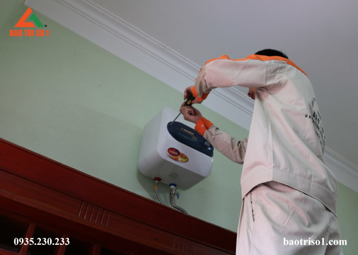 Sửa các lỗi bình nóng lạnh giá tốt