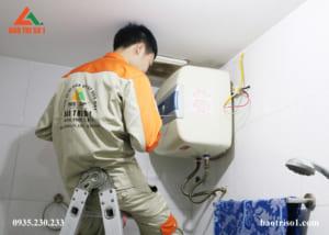 Sửa bình nóng lạnh quận long biên - Hà Nội