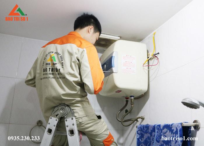 Sửa bình nóng lạnh quận Nam Từ Liêm - Hà Nội