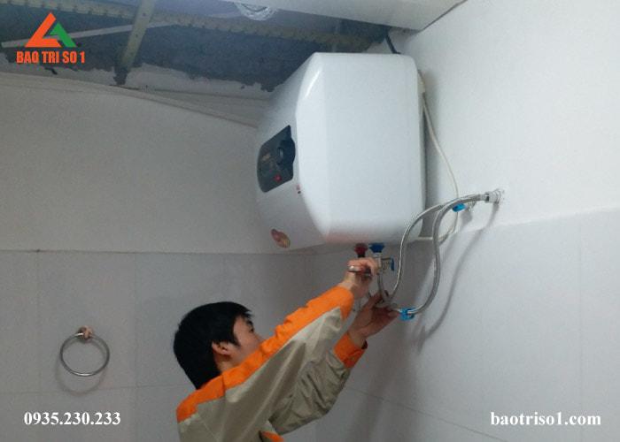 Sửa các lỗi bình nóng lạnh triệt để