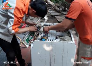 Sửa máy giặt quận Thanh Xuân