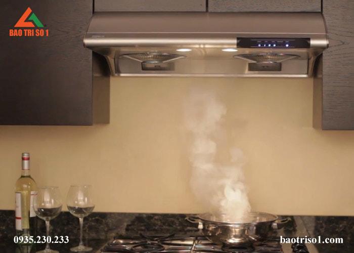 Sửa máy hút mùi tại nhà giá rẻ