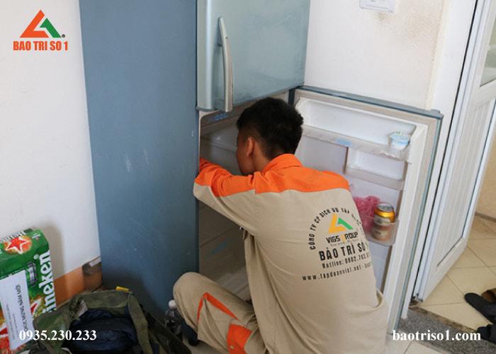 Sửa tủ lạnh tại nhà chất lượng