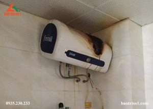 Sửa bình nóng lạnh Ferroli giá rẻ
