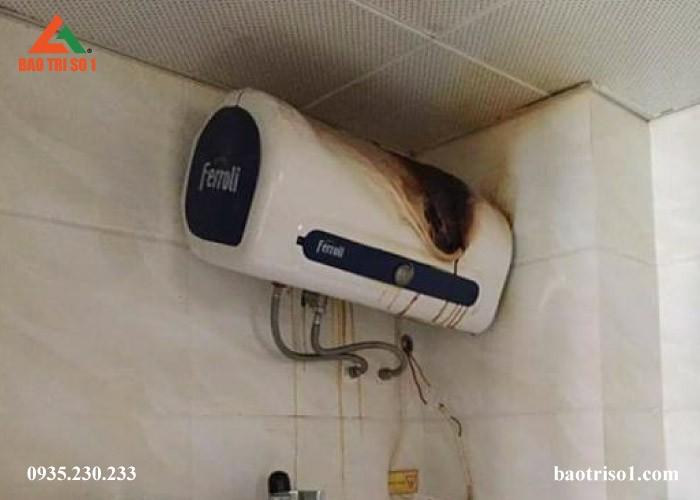Sửa bình nóng lạnh Ferroli tại Hà Nội