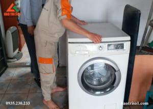 Sửa máy giặt quận Tây Hồ