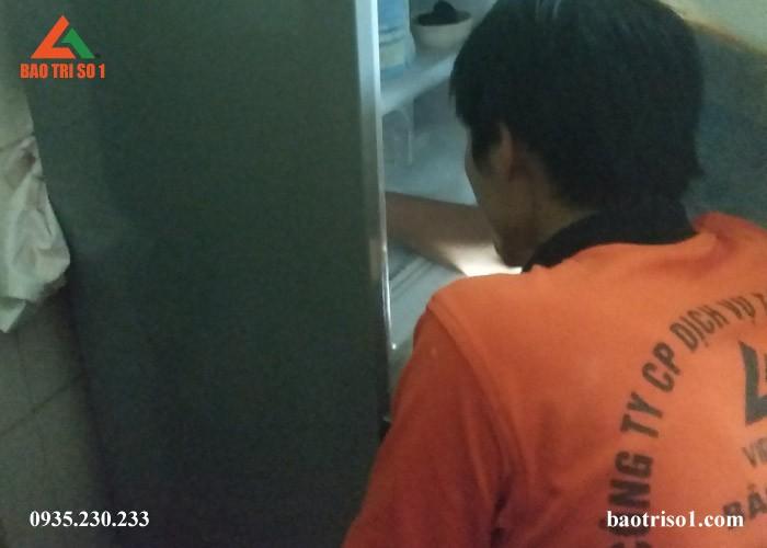 Sửa tủ lạnh Side By Side uy tín giá rẻ