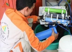 Sửa máy lọc nước Ro tại Hà Nội