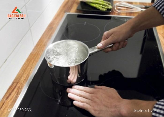 Ưu điểm khi chọn sửa bếp từ Panasonic tại Bảo Trì Số 1