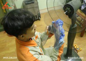 Sửa quạt điện ở Hà Đông