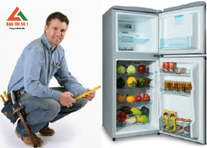 Sửa tủ lạnh không lạnh tại nhà