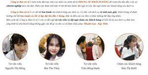 Cham Soc Khach Hang Bao Tri May Giat Chuyen Nghiep