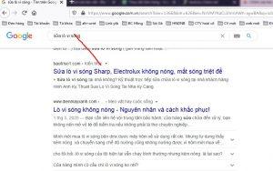 Dia Chi Sua Lo Vi Song Uy Tai Bao Tri